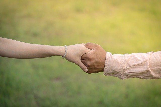 spojení ženy a muže