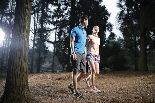 procházka v lese