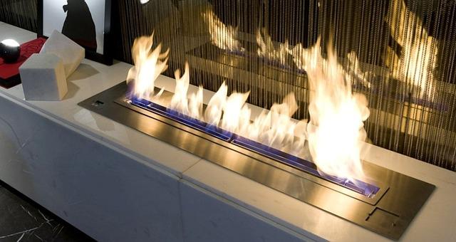 zapálený biokrb