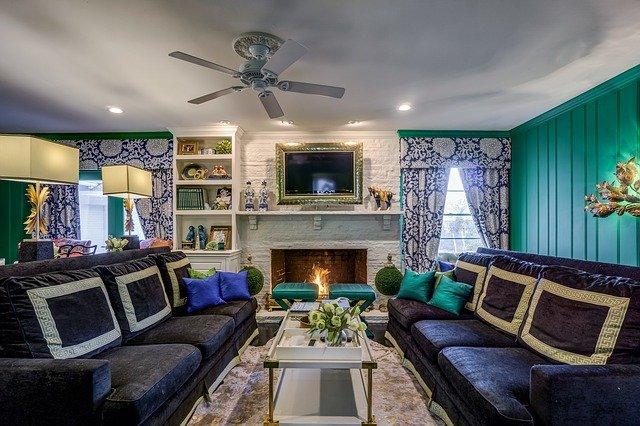 Příjemné a romantické bydlení