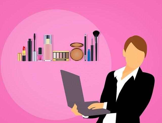 On-line nákupy kosmetiky