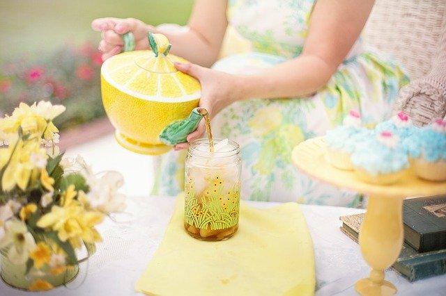 citronová konvička