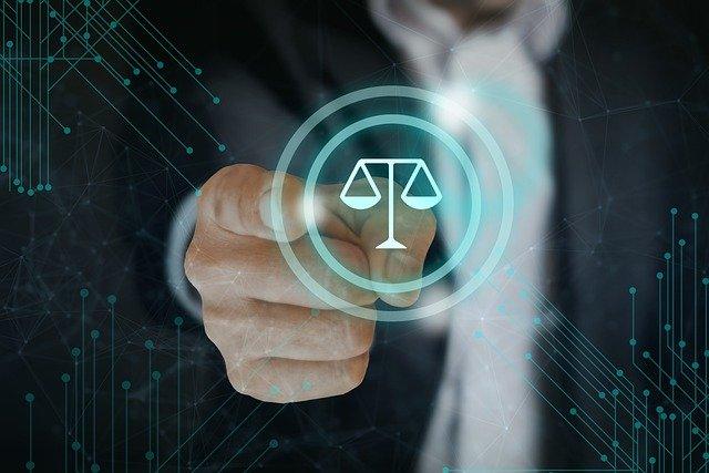 právník a spravedlnost