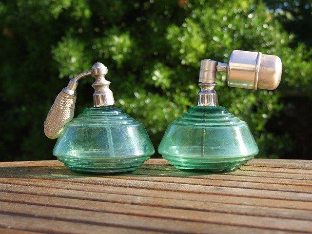 staré parfémy
