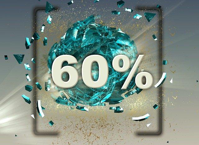 označení procenty