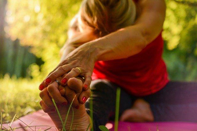 Jóga přes internet – zdravé tělo zdarma