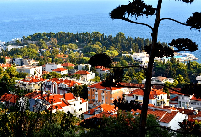 panorama Splitu