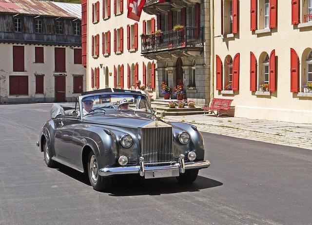 Nejdražší automobil na světě z dílny Rolls Royce