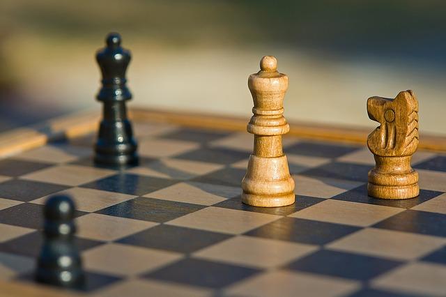 šachová strategie