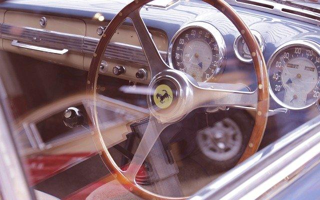 Výlety pro milovníky aut
