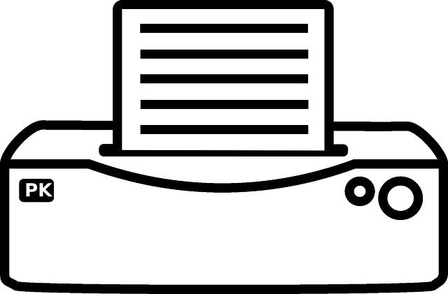 periférní tiskárna