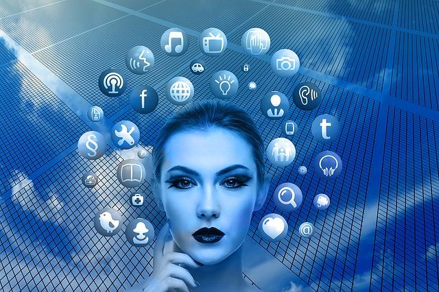 propagace, sociální sítě