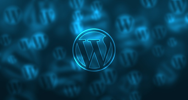 wordpress webové stránky