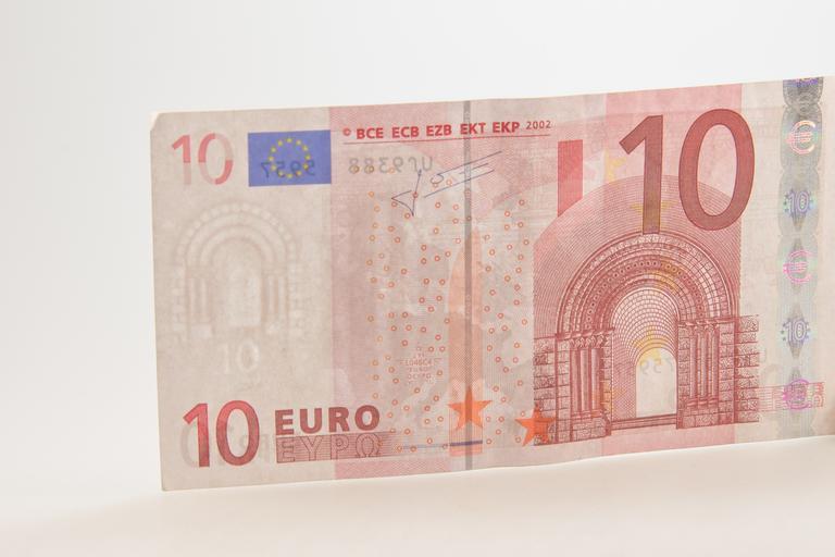 deset euro