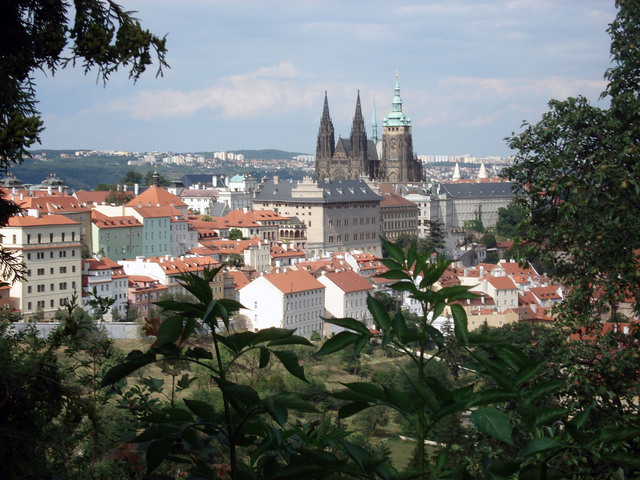 Prohlídka Prahy s u ubytováním standard v pražské ubytovně