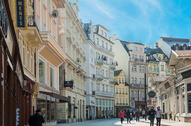 městská ulice