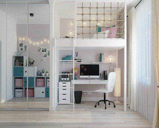 design interiéru pokoje