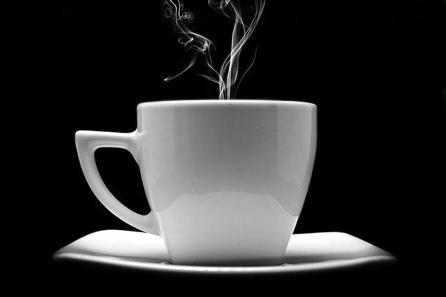 káva k práci